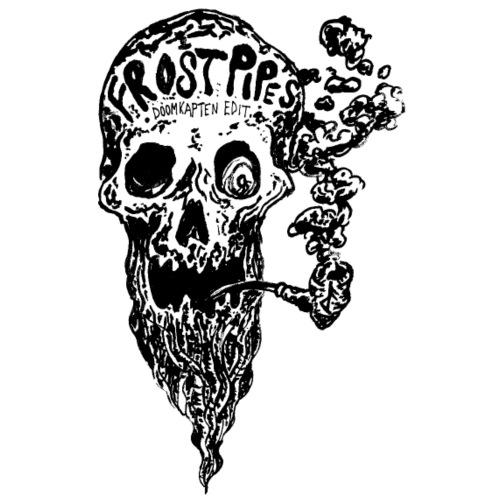 Frost Pipes The Doom Captain - Men's Premium T-Shirt