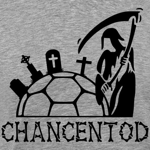 Handball Chancentod 2 - Männer Premium T-Shirt