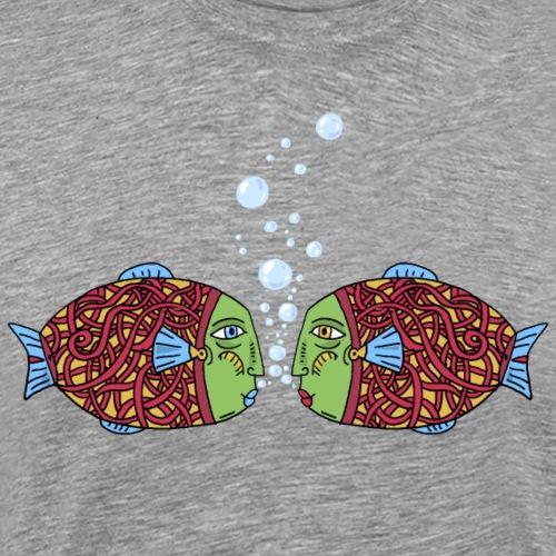 Freundschaft - Männer Premium T-Shirt