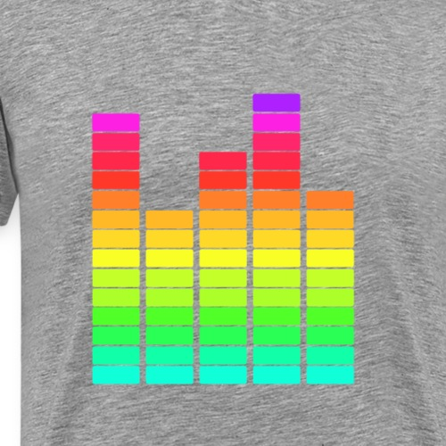 Electronic Music - Men's Premium T-Shirt