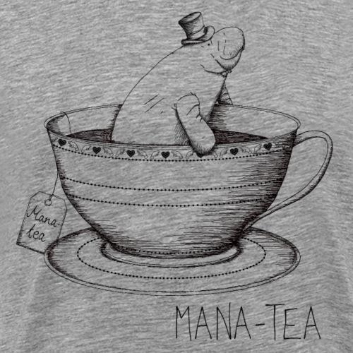 Manatea - Männer Premium T-Shirt