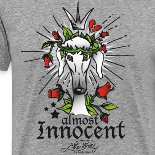 almostinnocent hell - Männer Premium T-Shirt