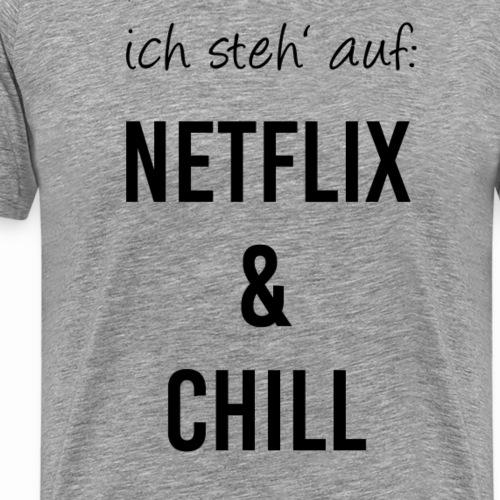 Netflix - Männer Premium T-Shirt