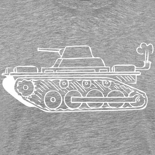 Panzer - Männer Premium T-Shirt