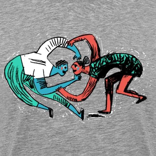 Ballett - Männer Premium T-Shirt