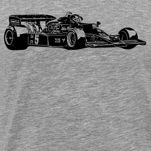 Vintage F1 - Men's Premium T-Shirt
