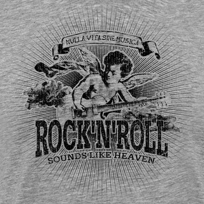 Rock 'n' Roll - Sounds Like Heaven (musta)