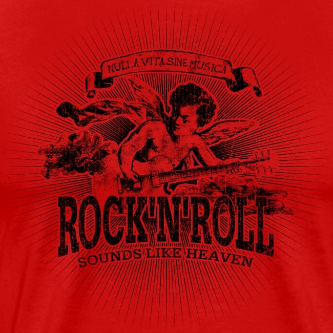 Rock 'n' Roll - Sounds Like Heaven (black)