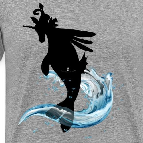 Energiewesen Libcornis - Männer Premium T-Shirt