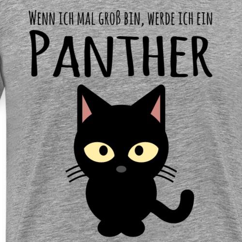 Baby Katze - Männer Premium T-Shirt