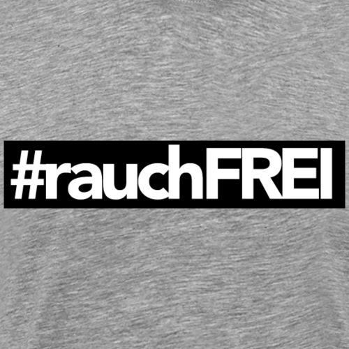 rauchFREI - Männer Premium T-Shirt