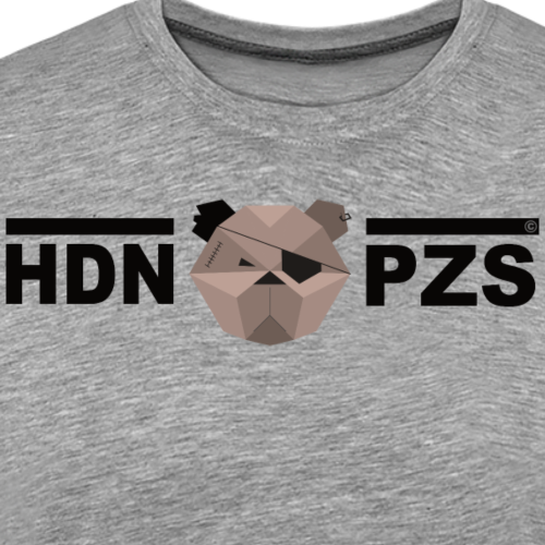 HODENPEZIS SpecialStreet Black - Männer Premium T-Shirt