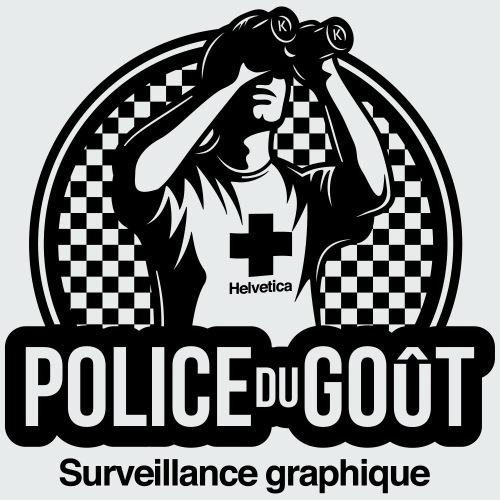 Police du Goût - LE KLUB - T-shirt Premium Homme
