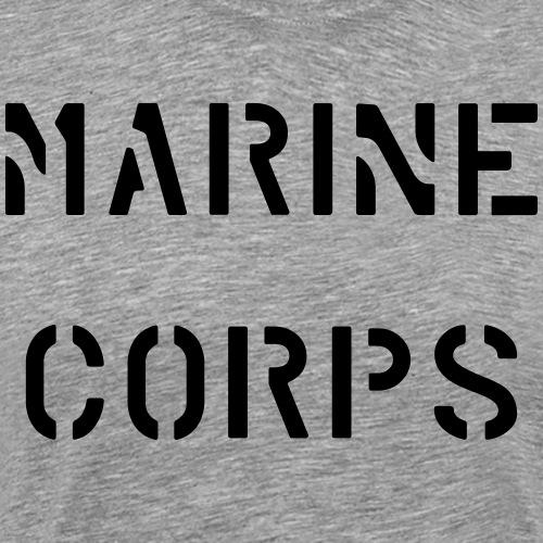 AVM TAG Marine Corps - multicolor design