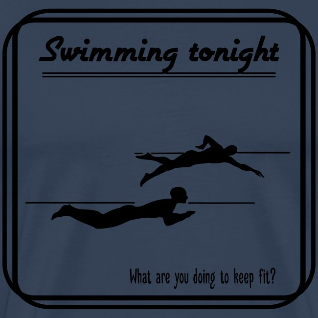 Swimming tonight