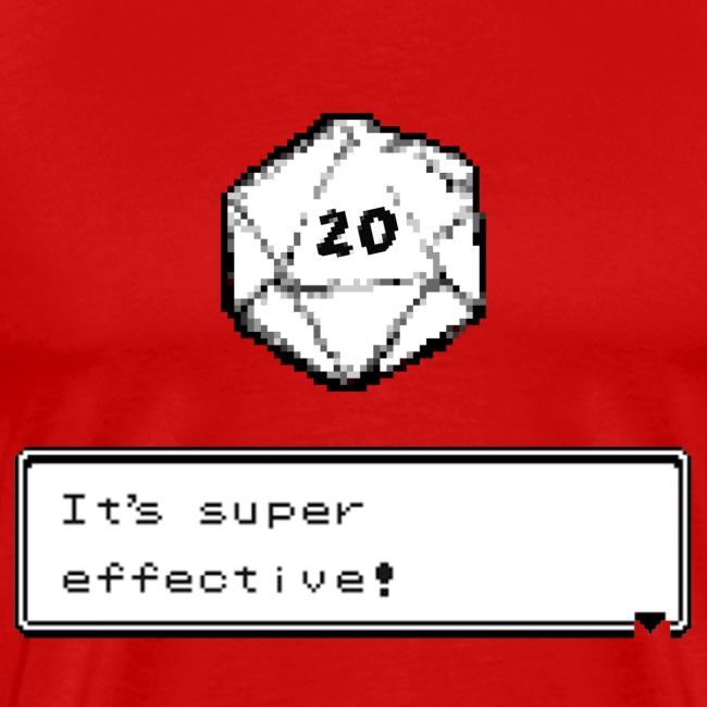 Coup critique d20 super efficace! - D & D Dnd
