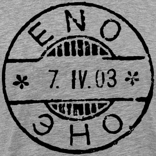 1903 Enon postileima - Miesten premium t-paita