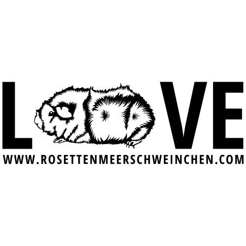 LOVE - Rosettenliebe - Männer Premium T-Shirt
