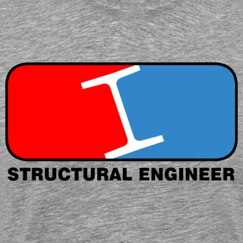 Structural Engineer League - Men's Premium T-Shirt
