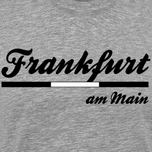 Frankfurt am main Zypern Hoodie ffm 069 Ultras fra - Männer Premium T-Shirt