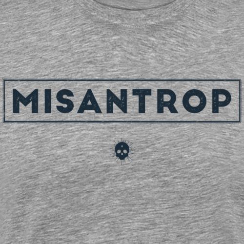 Misantrop - Premium-T-shirt herr