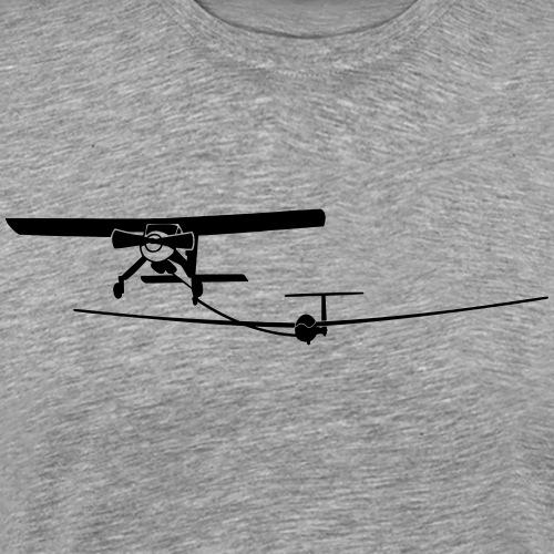 SEGELFLIEGER GESCHENK T-Shirt von Flieschen - Männer Premium T-Shirt