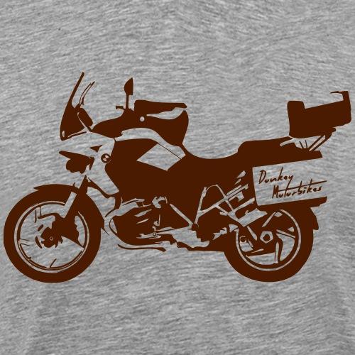 Moto Trail - Camiseta premium hombre