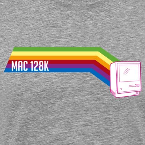 Classic 128K - Premium-T-shirt herr