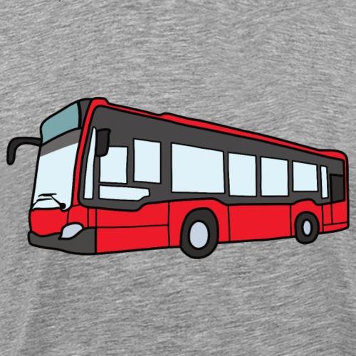 Bus I - Männer Premium T-Shirt