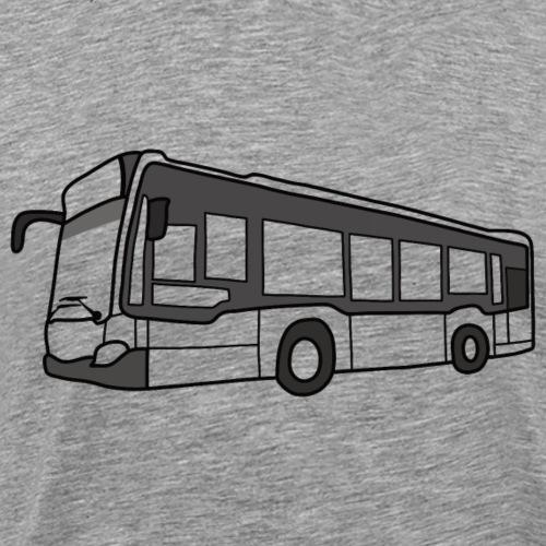 Bus II - Männer Premium T-Shirt