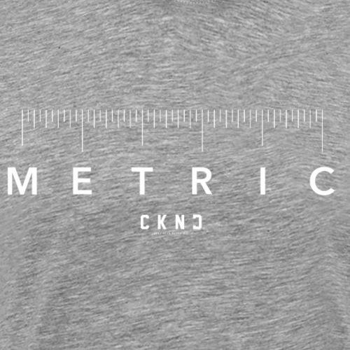 CKND - Metric. - Männer Premium T-Shirt