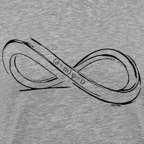 Equazione di Dirac - Maglietta Premium da uomo