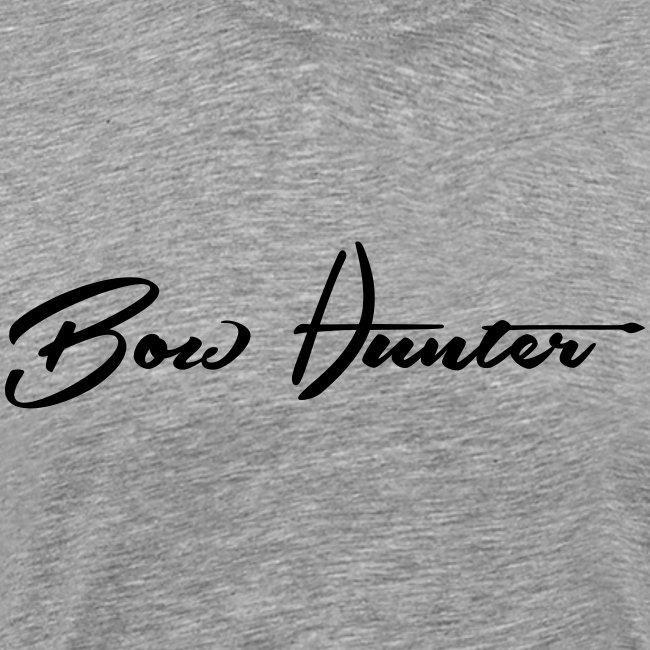 Bowhunter Schriftzug