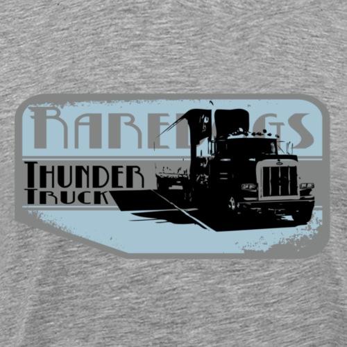 thundertruck - Herre premium T-shirt