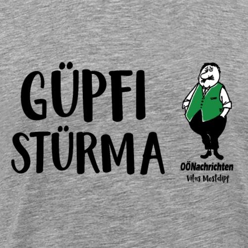 Güpfistürma - Vitus Mostdipf - Männer Premium T-Shirt