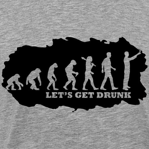 Party T-Shirt | EXCLUSIVE - Männer Premium T-Shirt