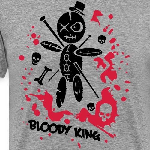 BLOODY KING / 2 farbig