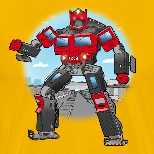 Lokomotiv transformer
