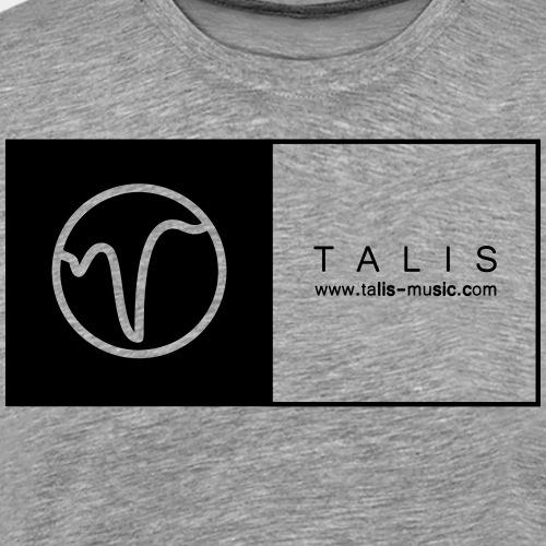 TALIS (2Quadrate) - Männer Premium T-Shirt