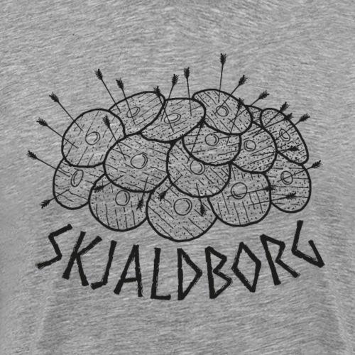 SKJALDBORG - Men's Premium T-Shirt