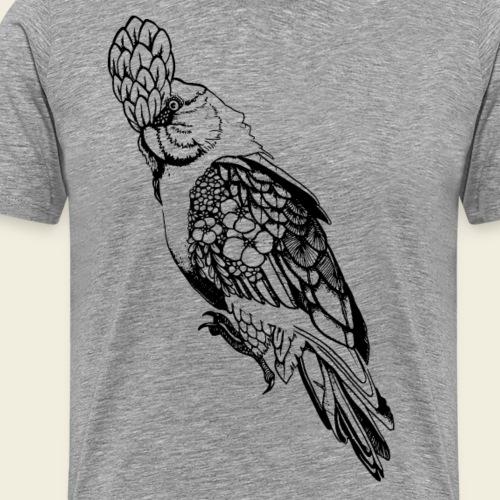 Kakadu - Männer Premium T-Shirt