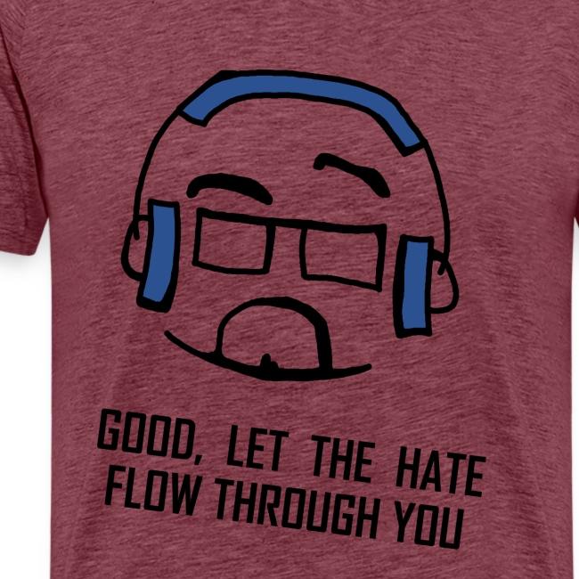 Hate Flow Through BlackTe