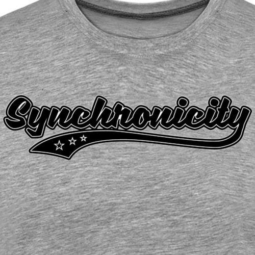 Synchronicity - T-shirt Premium Homme