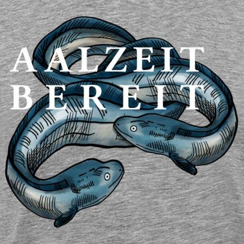 Aalzeit Bereit – Hamburger Singewettstreit - Männer Premium T-Shirt