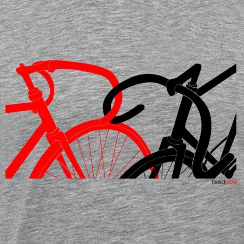 fixed love - Männer Premium T-Shirt