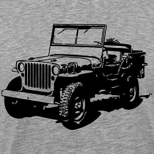 AVM Jeep 4x4 - VECTOR - MULTICOLOR DESIGN