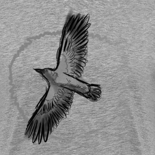 Munin by TheRawburt - Premium-T-shirt herr
