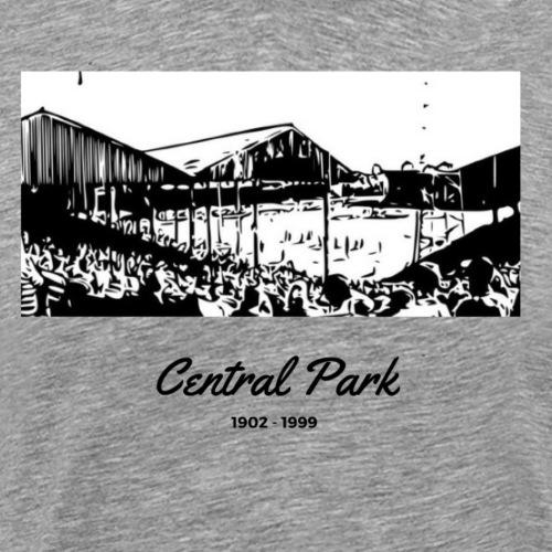 central park - Men's Premium T-Shirt