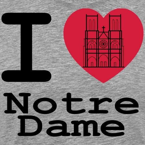 I love Notre Dame