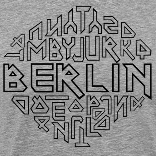 Berlin Deutschland - Männer Premium T-Shirt